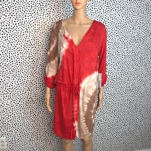 Young fabulous & broke Nwt red dress size small